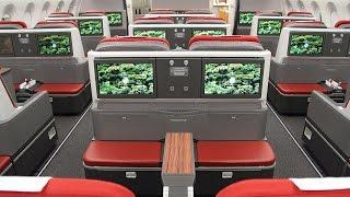 LATAM | Business Class | Madrid - Sao Paulo | Airbus A350-900