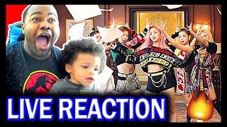 ITZY ICY MV REACTION