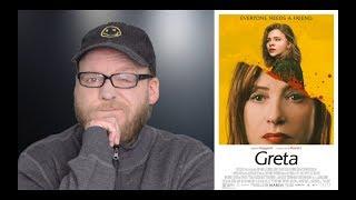 Greta   Movie Review   Chloe Grace Moretz Stalker Thriller   Spoiler-free