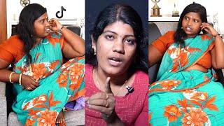 """""""சுகந்தி தே*டியாதான்"""" Nerkonda Paarvai Dhivya Kallachi Open Talk Interview   Theni TikTok Suganthi"""