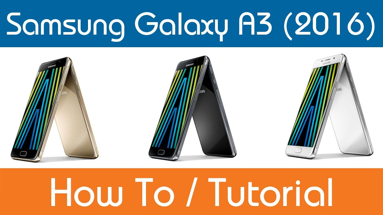How To Change Wallpaper Samsung Galaxy A3
