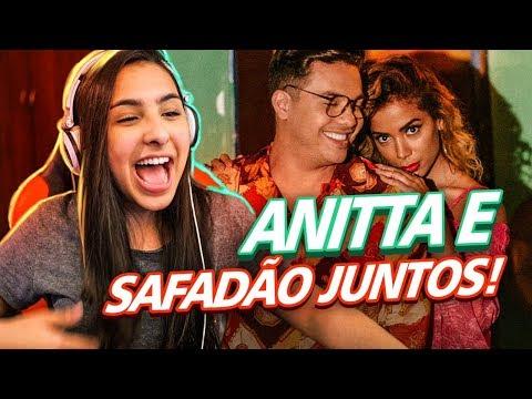 REAGINDO AO NOVO  DE ANITTA E WESLEY SAFADÃO