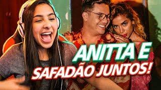 Baixar REAGINDO AO NOVO CLIPE DE ANITTA E WESLEY SAFADÃO!