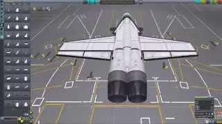 McDonnell Douglas F/A-18 Hornet Speedbuild [KSP-1.0.5]