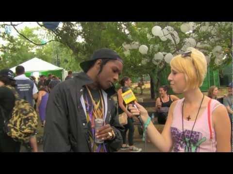 ASAP Rocky Interview -- Weird / Awkward | WEIRD VIBES ep11 (p3)