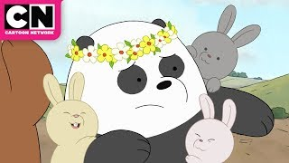 We Bare Bears | The Baby Bears Become Heroes | Cartoon Network