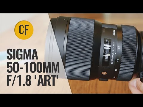 Sigma 50-100mm f/1.8 'Art' lens review with samples