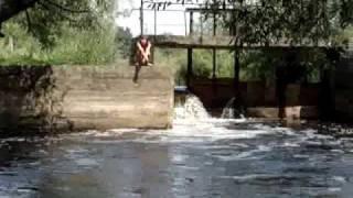 Шлюз на реке Копаювка в д. Леплевка (2007)(р.Копаювка в д.Леплевка., 2008-01-31T22:23:24.000Z)