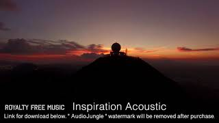 Inspiration Acoustic - Instrumental / Background Music