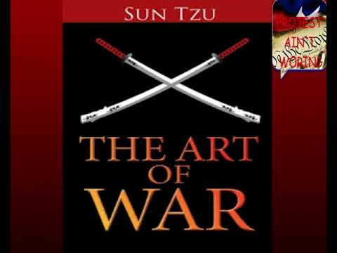THE ART OF WAR (FULL AUDIOBOOK) SUN TZU