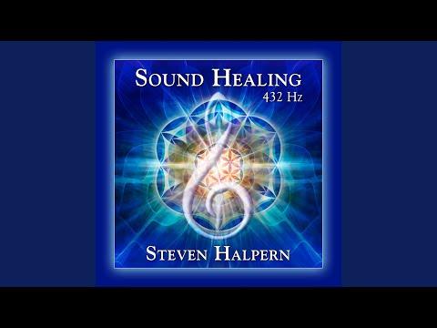 432 Hz Crystal Tones, Healing Hands - YouTube