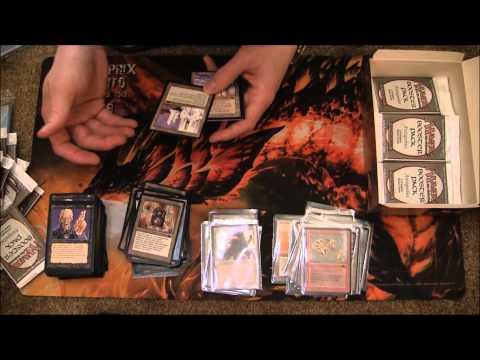 1994 MTG Magic Antiquities Box Opening