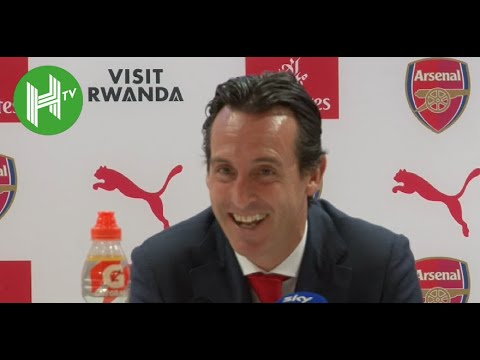 Unai Emery: I was about to take Alexandre Lacazette off before first goal! - Arsenal 2-0 Everton
