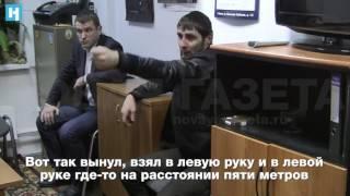 Заур Дадаев: «Всевышний знает, отчего, для кого и как я это сделал»