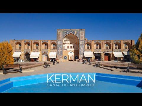 KERMAN, IRAN 2021 - Walking in Ganjali Khan Complex / ایران - کرمان