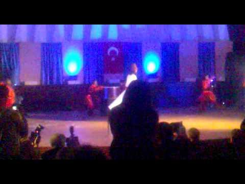 Turkey Ankara Gazi University Turk Gunesi Dans Tuplumu 25032010.mp4
