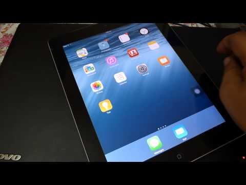 IOS 8 On IPad 2