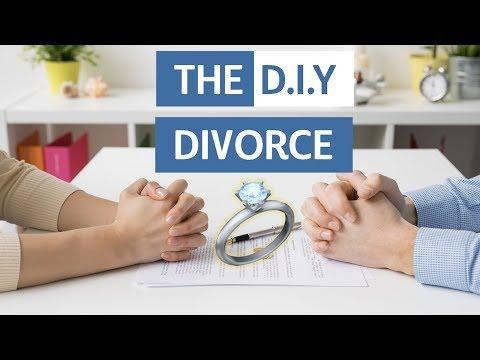 The D.I.Y Divorce