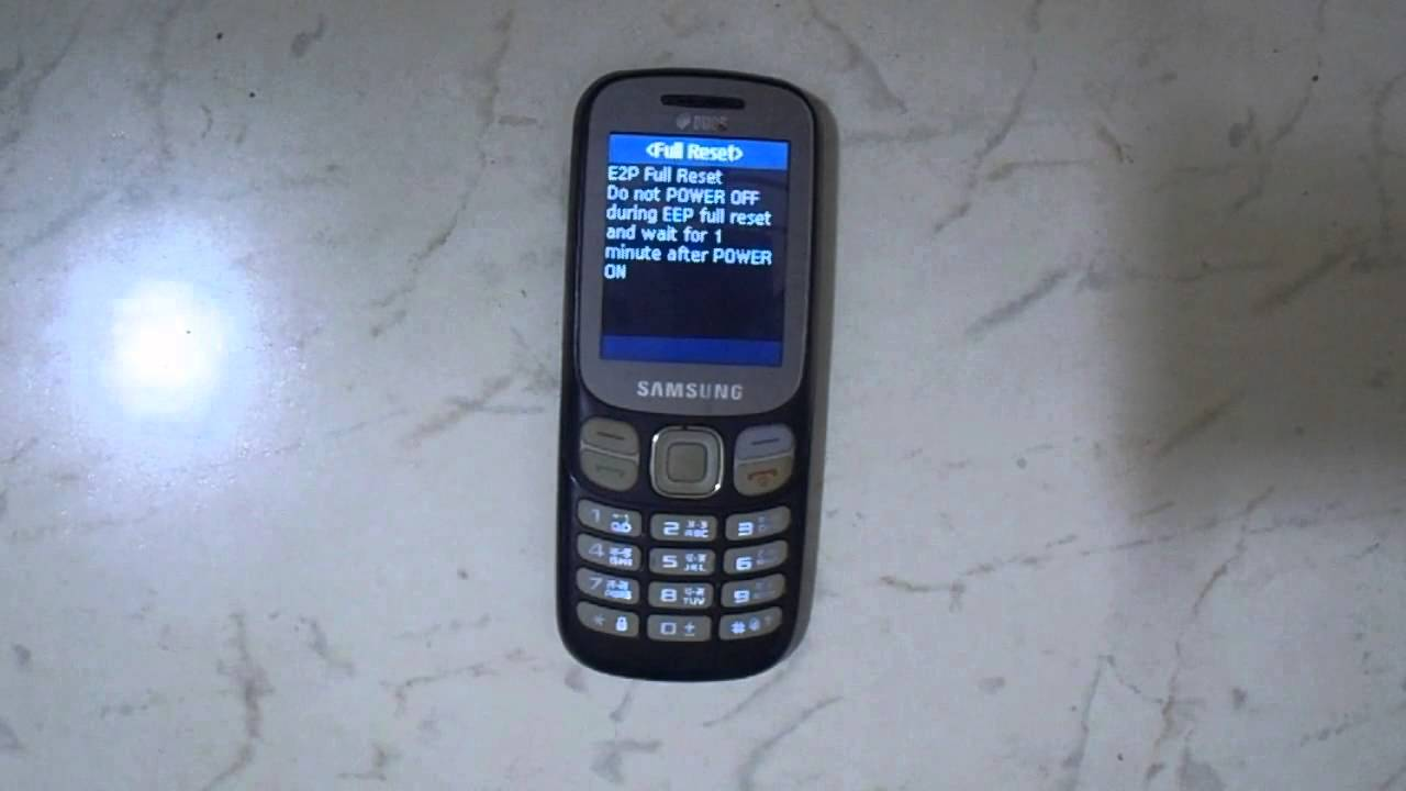 Samsung Metro B313E Phone Lock And Format Done Eazy - YouTube