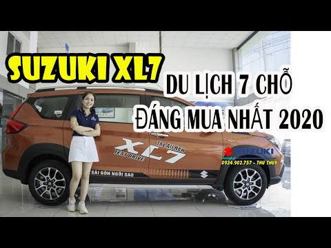 Suzuki XL7- Xe Du Lịch 7 Chỗ Đáng Mua Nhất 2020 #suzuki_xl7
