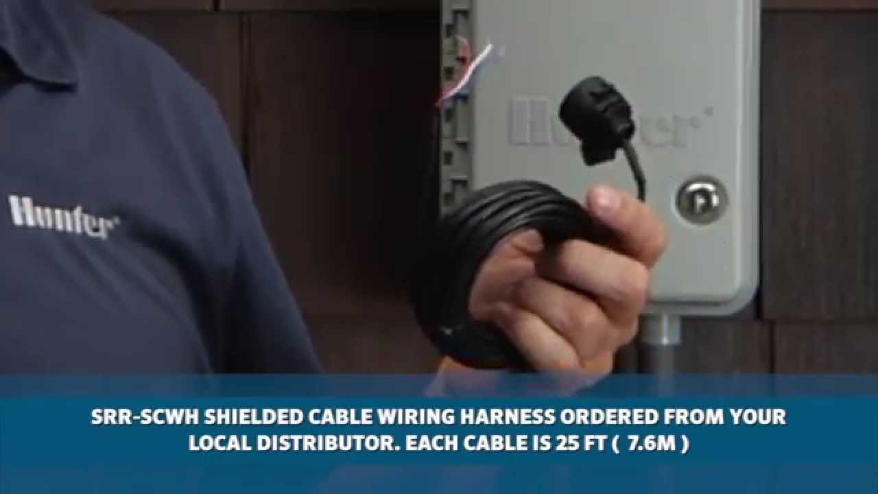 hight resolution of shielded wire harnes