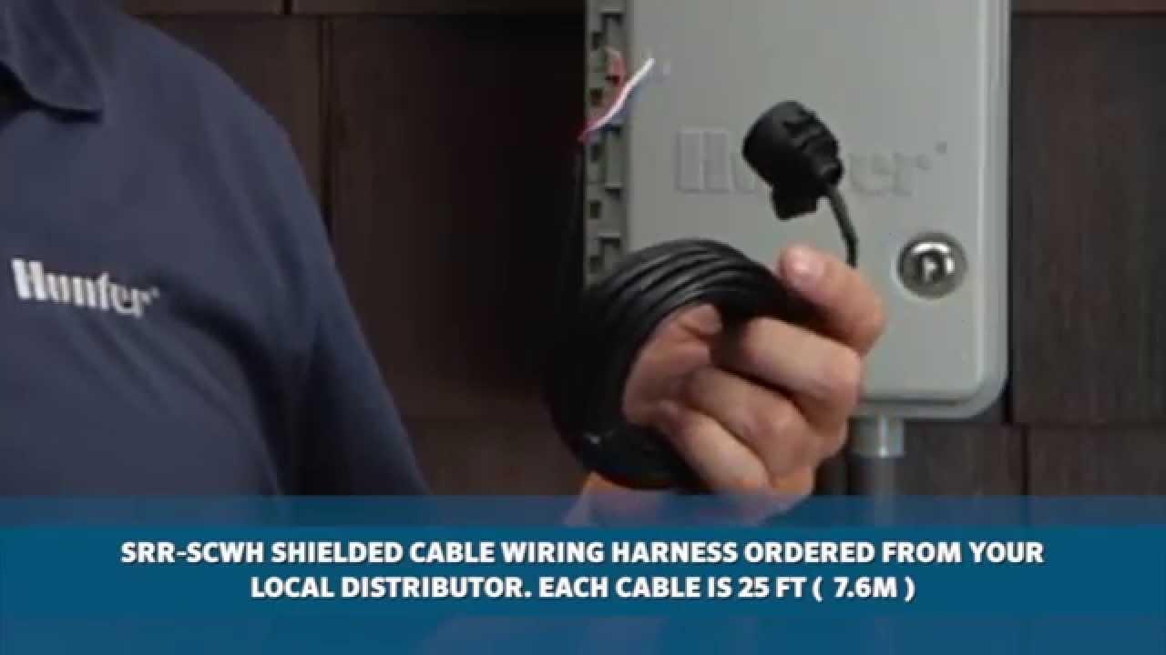 shielded wire harnes [ 1280 x 720 Pixel ]