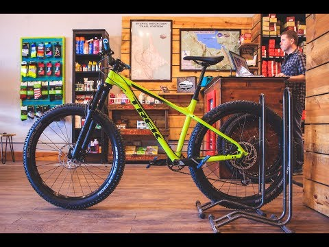 2019 Trek Roscoe 7 (custom build)