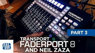 PreSonus—Neil Zaza on the Faderport 8 Part 3: Transport