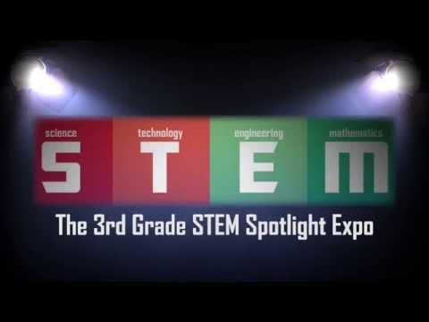 3rd Grade STEM Expo, In-School Programs at Allendale Columbia School