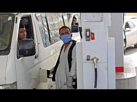 أزمة الوقود تفاقم معاناة اليمنيين  - نشر قبل 12 ساعة