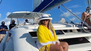 Дальнобой Life... В Карибском море..Прогулка на лодке.. (6)