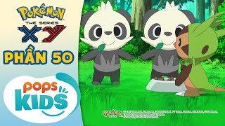 Tổng Hợp Hành Trình Thu Phục Pokémon Của Satoshi - Hoạt Hình Pokémon Tiếng Việt S17 XY - Phần 50