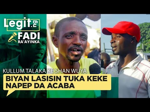 Download Kullum talaka ke shan wuya: Biyan lasisin tuka Keke-Napep da Acaba | Legit TV Hausa