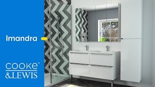 Meubles de salle de bains et de rangement Imandra COOKE & LEWIS - Castorama