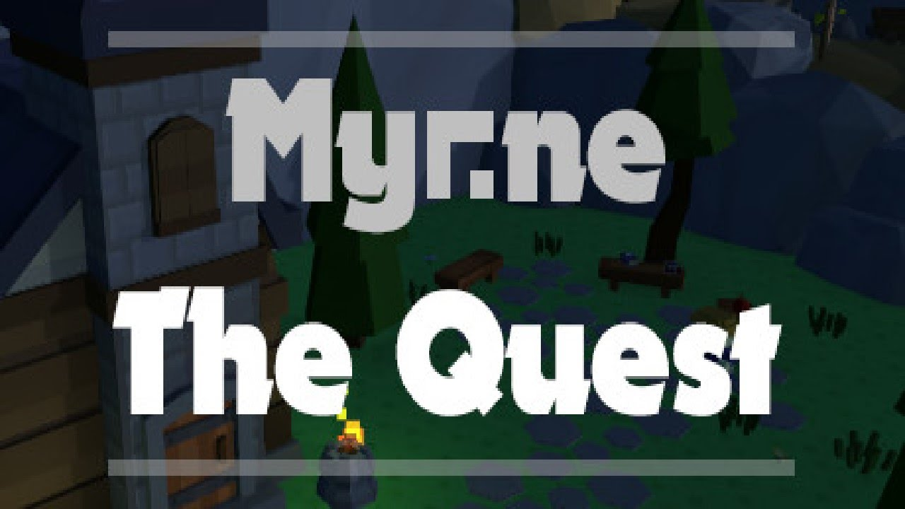 Myrne: The Quest Game