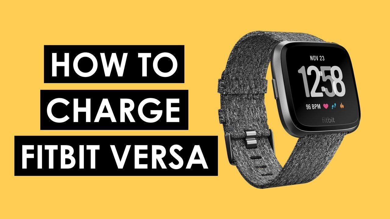 Fitbit Won't Charge or Sync? How to Fix Fitbit Issues