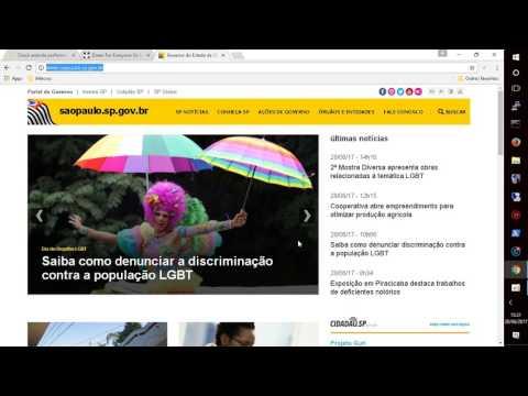 Derrubando o Site de São Paulo ( Attack Denial Of Service )