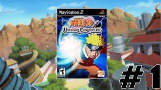 Vídeo Naruto: Uzumaki Chronicles