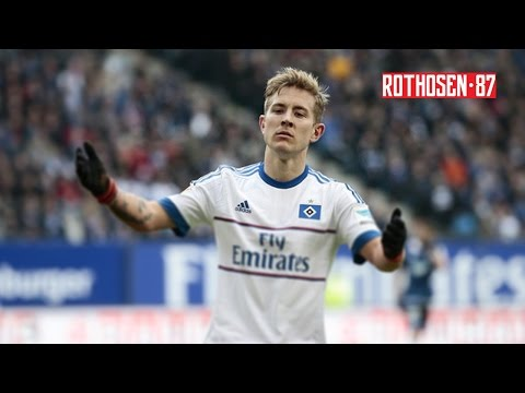 Lewis Holtby | Season Review 2015/2016 | HD