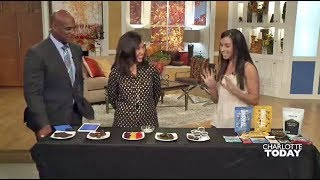 Charlotte Today: Tricks for Healthy Halloween Treats (5 Halloween Candy Recipes!)