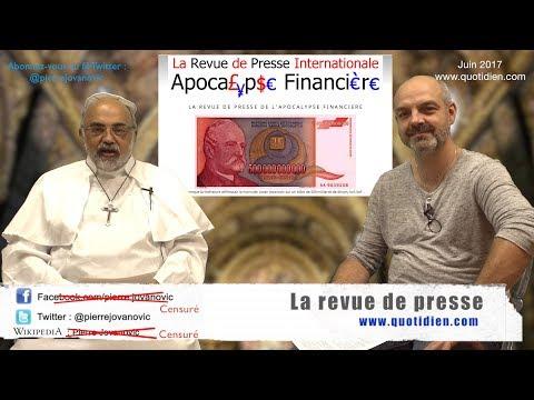 P. Jovanovic - L. Fendt : La revue de presse (Juillet-Août 2017)
