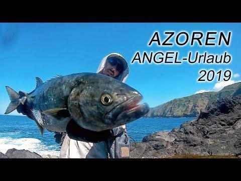 Azoren Angelurlaub 2019 - FU**!!!