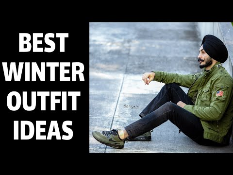 Top 5 Winter Fashion Outfit Ideas | You Must Try This Winter