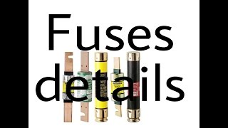 Fuses details in hindi