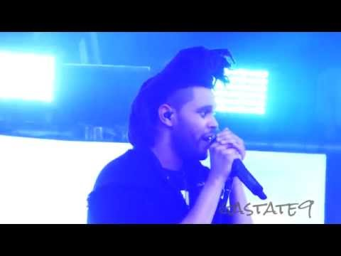 The Weeknd Live Concert Roots Picnic Philly 2015