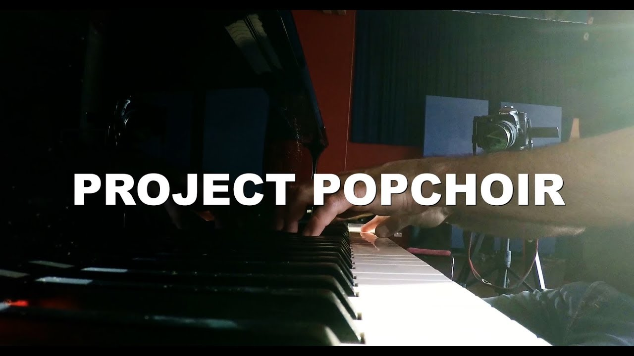 Project Popchoir an der Landesmusikakademie Rheinland-Pfalz