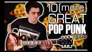 10 (more) Great Pop Punk Riffs w/ Tabs