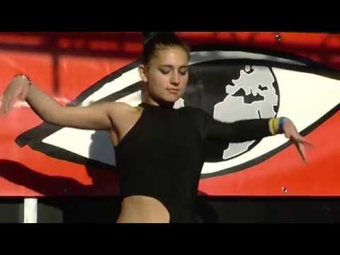 Aroma del Mundo presents: Contemporary Flamenco meets Urban dance.