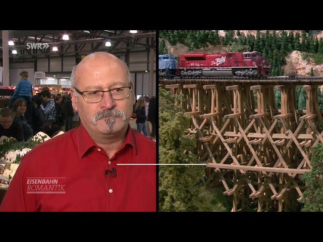 Modellbahn Spezial - Little Valley Rocky Mountains | Eisenbahn-Romantik