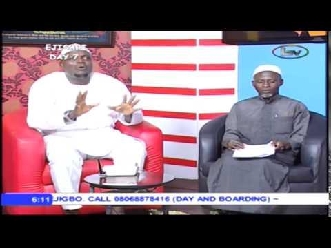Download OJUSE OKO ATI AYA NINU ISLAM -  (Hon.) Dr Abdul Hakeem Abdul Lateef